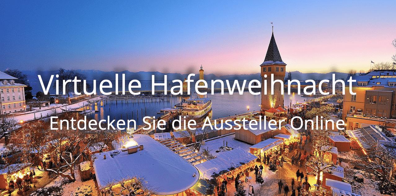 Lindauer Hafenweihnacht – 2020 Virtuell