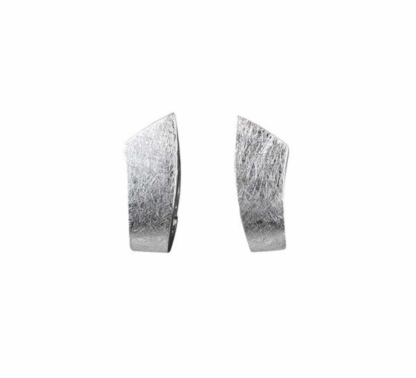 Silberohrkreolen Klipps medium